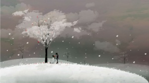 painted_winter_love_couple-1366x768