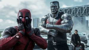 It's sort of a relief to report that Ryan Reynolds is finally coming into his own, superhero-wise, in Deadpool.