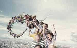 wallpaper-sky-roller-coaster-digital-art