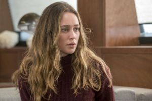 Alycia Pebnam-Carey as Alicia Clark - Fear The Walking Dead _ Season 2, Episode 04 - Photo Credit: Richard Foreman/AMC